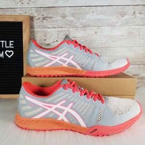 ASICS Women's Fuzex TR Cross-Trainer Shoe Pink